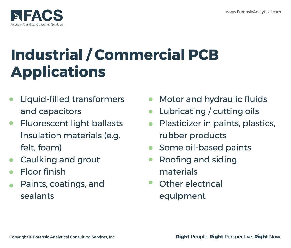 Industrial/Commercial PCB Applications