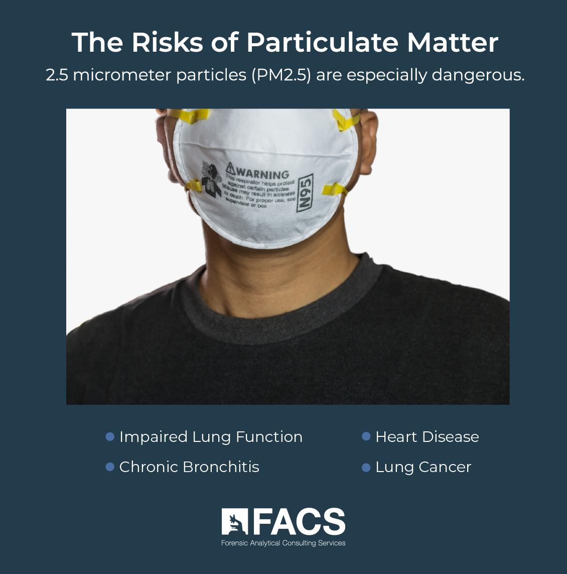 Risks of Particulate Matter